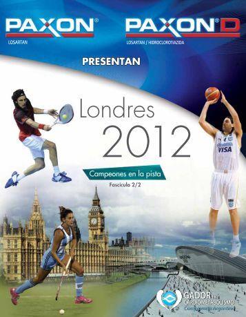 Londres 2012 - Campeones en la pista - Gador SA