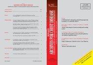 archives for chest disease - Fondazione Salvatore Maugeri