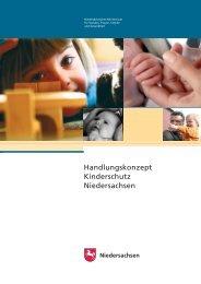 Handlungskonzept Kinderschutz Niedersachsen (Broschüre ...