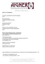 Speisekarte - 07/05/08 - Seite 1/3 Aigner in der Spargelzeit ...