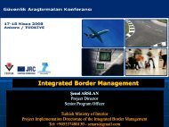 Integrated Integrated Border Management Management Integrated ...
