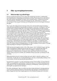 Budsjettforslag 2005 OED - Norges forskningsråd