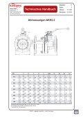 Technisches Handbuch AKH2.2 - Flowserve - Page 5