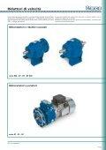 Riduttori di velocità e motori elettrici - Page 3