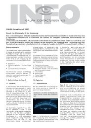 07_Juli 2007.pdf - Galifa Contactlinsen AG