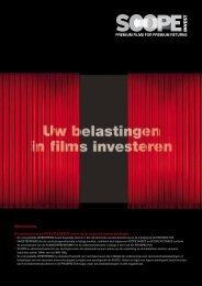 PREMIUM FILMS FOR PREMIUM RETURNS - FSMA