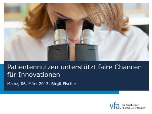 Vortrag von Birgit Fischer - msagd