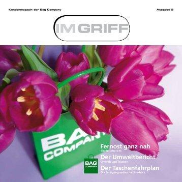 IMGRIFF - Bag Company