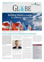 Building blocksin strategy - BIS plettac Sp. z oo