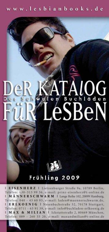Der Katalog für Lesben - Suchen Sie eBooks?