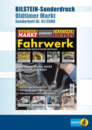 Sonderdruck Klassik-Mailing 2009