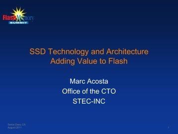 cost - Flash Memory Summit