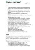 Equipamento de Ventilação Pulmonar Modelos: PLV-Continuum ... - Page 4