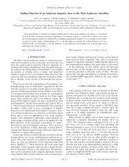Phys. Rev. B 73, 115117 (2006): Scaling behavior of an Anderson ...