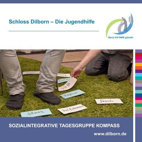 Kindertagesgruppe Kompass - Schloss Dilborn - Die Jugendhilfe