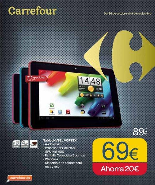Ahorra 20€ - Carrefour