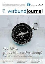 76/2008 - Forschungsverbund Berlin e. V.