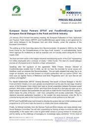 download the document (pdf - 296 KB) - FoodDrinkEurope