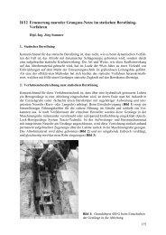 Erneuerung maroder Grauguss-Netze im statischen Berstlining - FITR