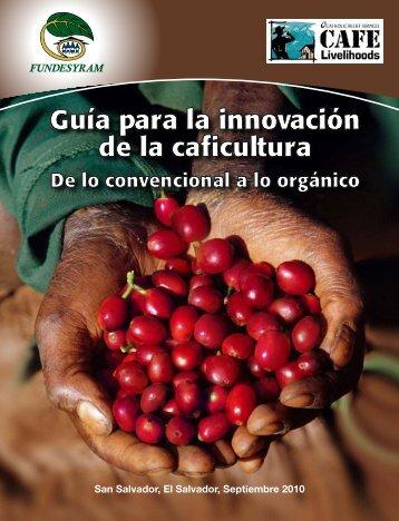 Guía para la innovación de la caficultura - fundesyram