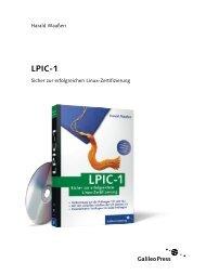 LPIC-1 (PDF) - Galileo Computing