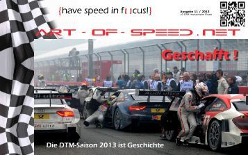 {have speed in focus!} Hockenheim Finale 11 / 2013