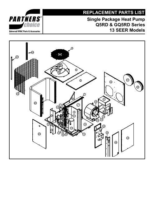 Nordyne Package Heat Pump Wiring Diagram from img.yumpu.com
