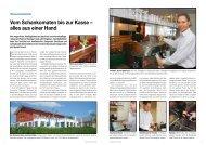 Vom Schankomaten bis zur Kasse - Hotel & Gastro Union