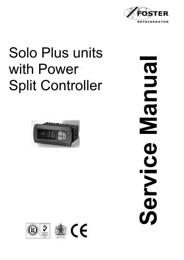 Solo Plus units with Power Split Controller