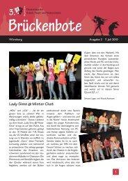 Brückenbote Ausgabe 2 - 7. Juli 2010 - Franz-Oberthür-Schule