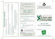 III Curso sobre Atención Integral en Esclerosis Múltiple