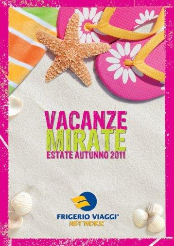 ESTATE AUTUNNO 2011 - Frigerio Viaggi