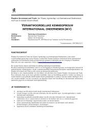 verantwoordelijke kennisopbouw internationaal ondernemen (m/v)