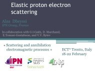 pe scattering applications - Fisica