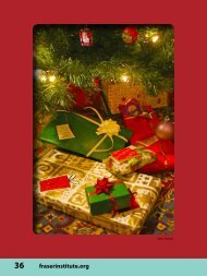 The inefficiency of Christmas presents - Fraser Institute