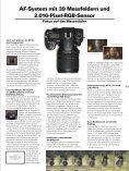 Nikon D7000 Prospekt - Foto Basler Aarau - Page 7