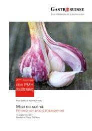 suisses - GastroSuisse