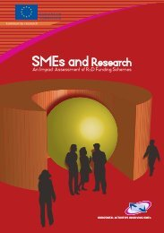 SMEs and Research - European Commission - Europa