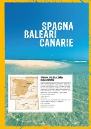 SPAGNA BALEARI CANARIE - Frigerio Viaggi