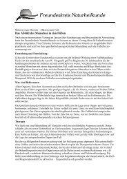 Pressemitteilung Vortrag Fußreflexzonentherapie - Freundeskreis ...