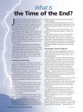 The End of What? - Friends of the Sabbath Australia - Page 4