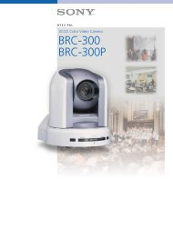 BRC-300 brochure - Full Compass