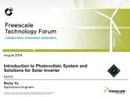 Introduction To Photovoltaic System And Solutions For Solar