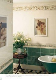 The following tiles have been used to create this ... - Flisestudiet