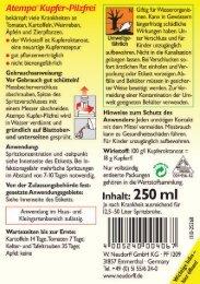 Anleitung_Neudorff Atempo Kupfer-Pilzfrei - Gartenversand Omega