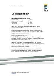 Faktablad om skolan - Gävle kommun