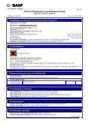 PCI klinkerfug Sikkerhedsdatablad - Flisestudiet