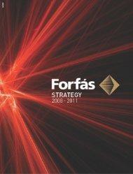 Forfás Strategy 2008-2011