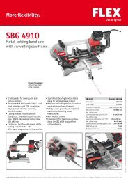 SBG 4910 - FLEX