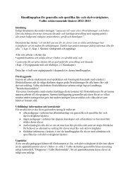 Handlingsplan för läs- och skrivsvårigheter/dyslexi - Gävle kommun